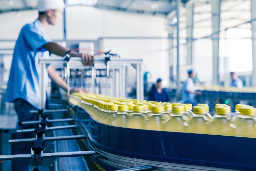 Características del tratamiento de agua en la industria de Alimentos y Bebidas