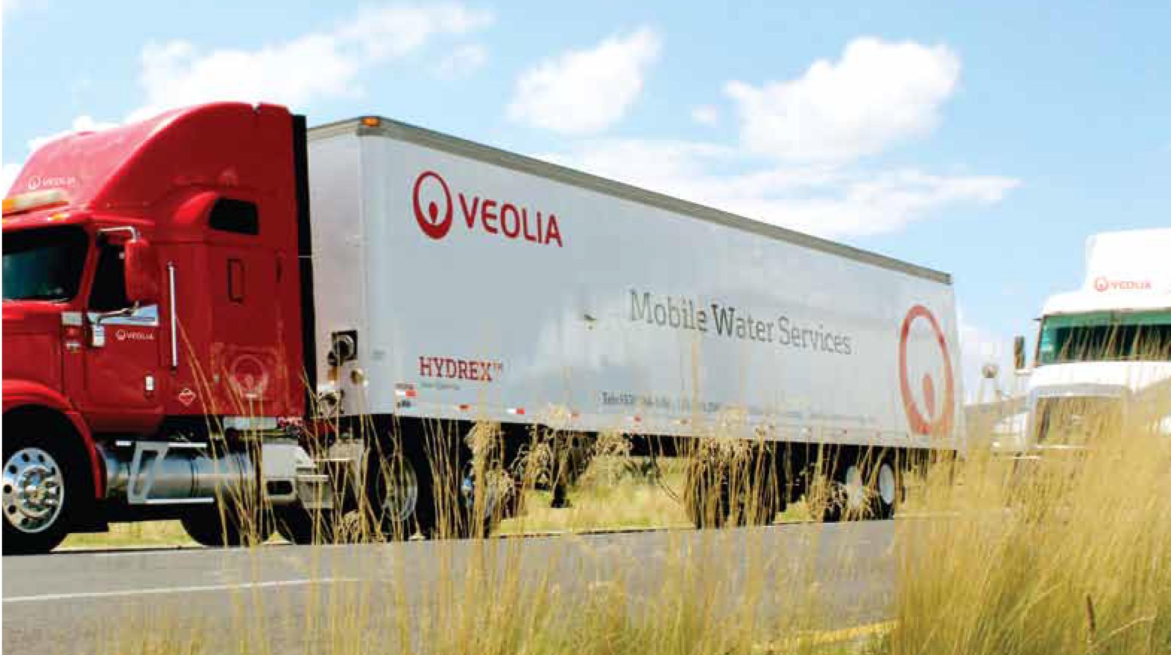 Serviços móveis de água: mantenha sua estação funcionando constantemente